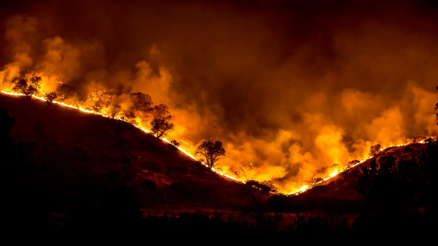 New Emergency Preparedness Procedures Necessary as California Wildfires Worsen